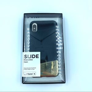 New MVMT iPhone X / 10 Slide Protective Phone Case